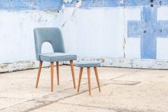Krzesło typ 1020, Słupskie Fabryki Mebli, morski