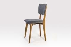 Krzesło tapicerowane, lata 70. XX w