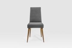 """Krzesło tapicerowane, """"patyczak"""" lata 60. XX w"""