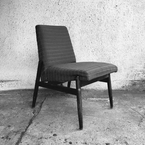 Fotel typ 300-227, Zamojskie Fabryki Mebli - 2 szt.