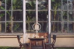 Rozkładany stół, lata 60. XX w.