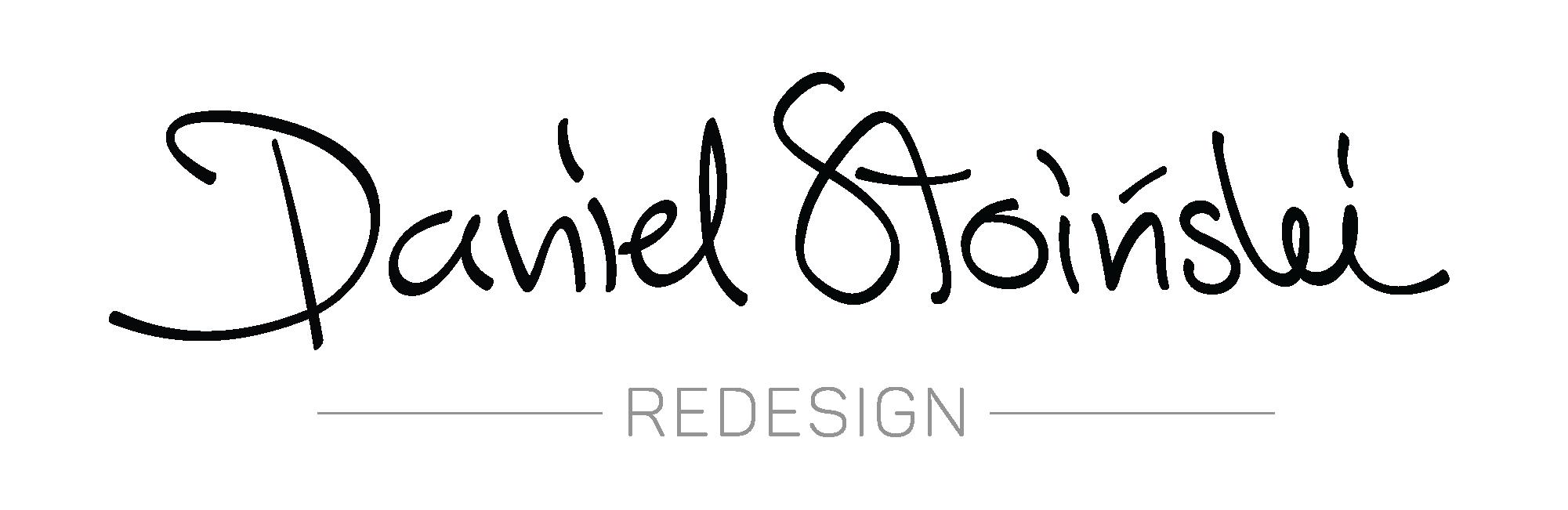 Daniel Stoiński Redesign